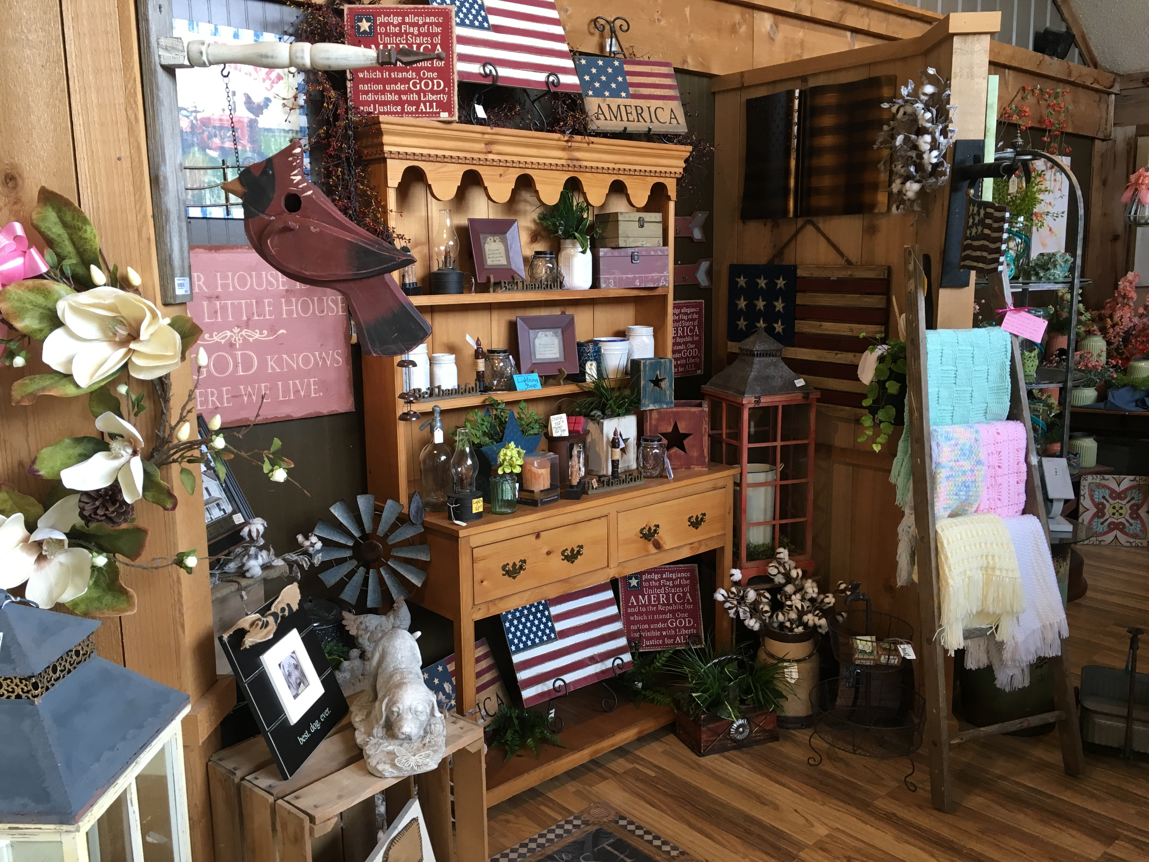 Nursery & Gift Shop